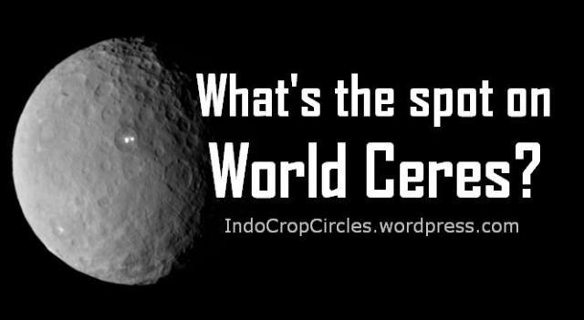 Planet Ceres header