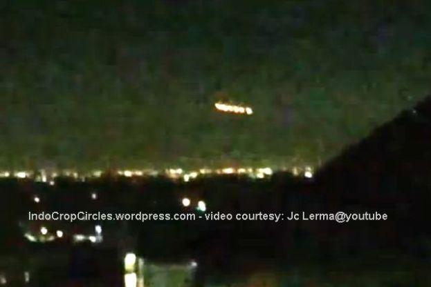 ufo over phoenix feb 2015
