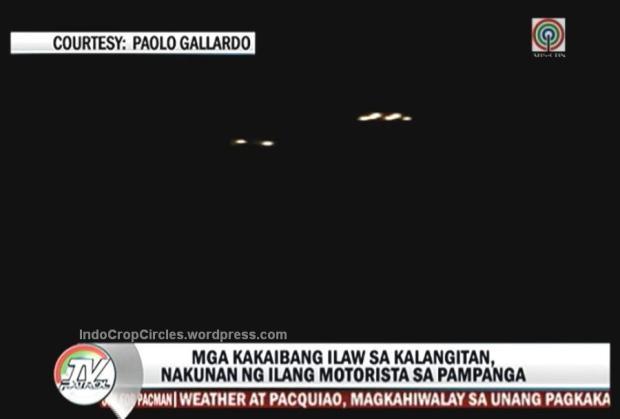 UFO Pampanga, Philippines Filipina 01