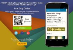 IndoCropCircles SMALL Application Version 1.0 for Android