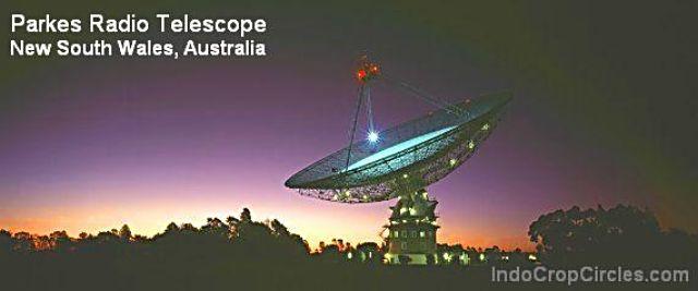 PARKES-RADIO TELESCOPE