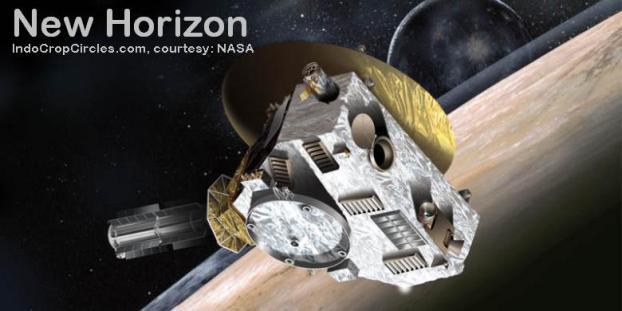 Pluto New Horizon 02