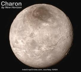 Pluto New Horizon charon-1