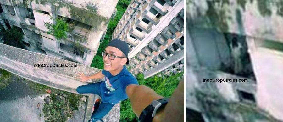 ini dia 11 fotofoto selfie yang tak sengaja ada sosok
