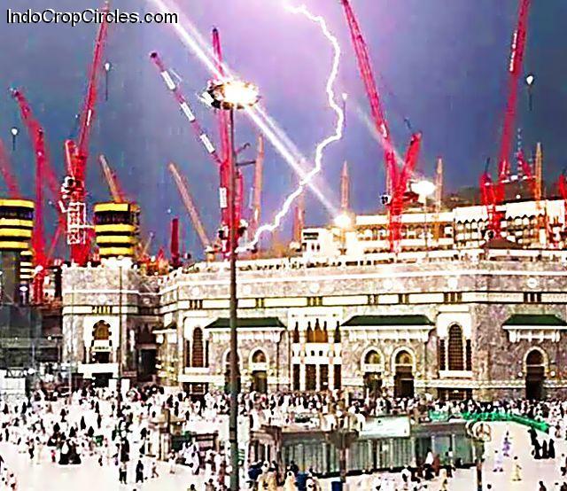 mekkah thunder