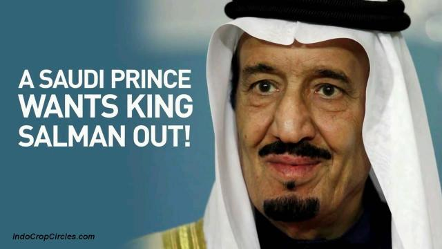 Saudi prince's allegedly plotting against King Salman