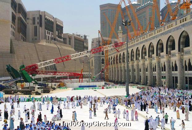 tragedi crane jatuh di mekkah - 04