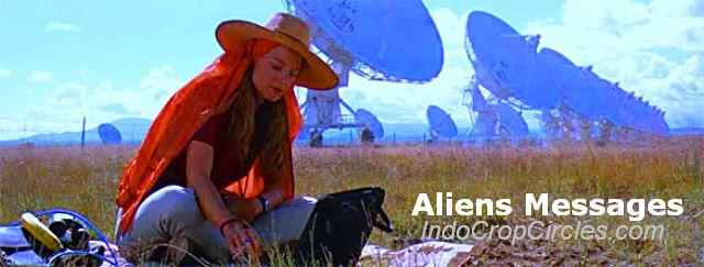 first contact with alien jodie