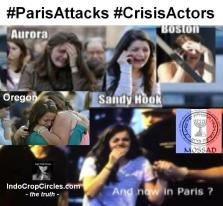 Paris attaks crisis actor