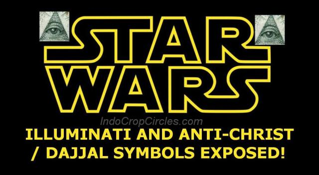 Star wars illuminati anti-christ