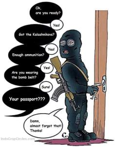 terrorist forget password