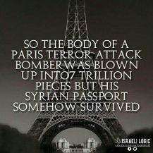 terrorist paris attacks passport
