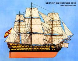 kapal layar san jose