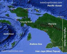 pulau papua irian jaya