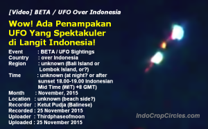UFO Indonesia 25 November 2015 - banner 001