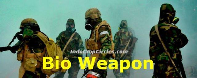 bio weapon bioweapon senjata biologi