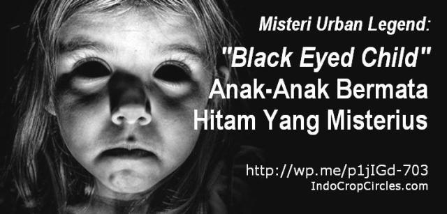 black eyed child banner
