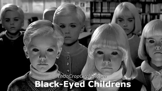 black eyed childrens