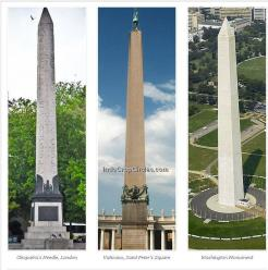 obelisk london washington vatikan