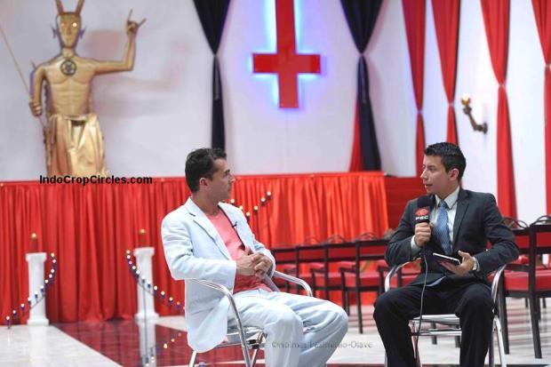 Gereja setan di Kolombia 06