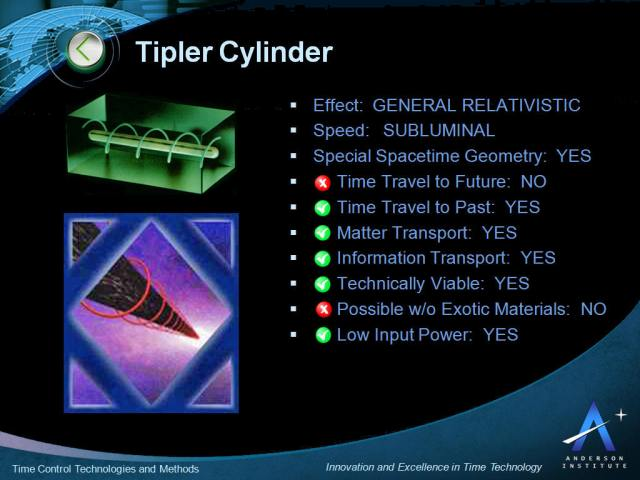 tipler-cylinder-characteristics