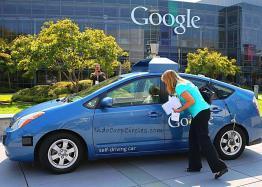 Robo Taxi Google