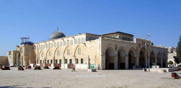Masjid Al-Aqsa, Jerusalem