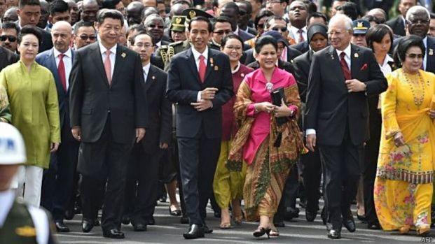 konferensi Asia Afrika Bandung 2015 jalan napak tilas