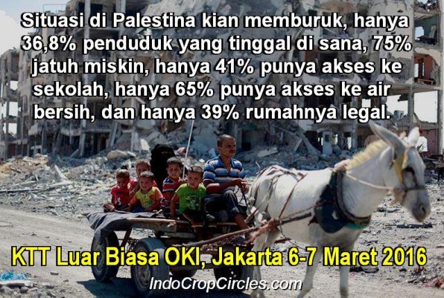 KTT OKI-2016 palestina