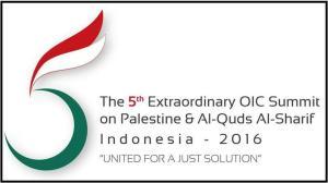Logo KTT Luar Biasa OKI Jakarta 2016