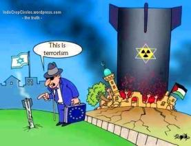 Palestina israel kartun 001