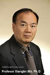Profesor Xianglin Shi, dari Cancer Research, Department of Toxicology and Cancer Biology, Director of Center for Research on Environmental Disease dan Associate Dean for Nonclinical Faculty Development, College of Medicine.