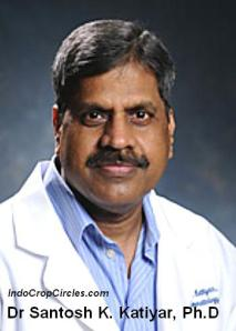 Santosh K. Katiyar, Ph.D - grape seed