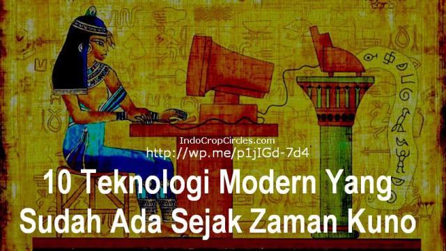 teknologi kuno banner