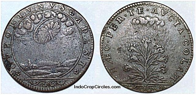 UFo koin kuno perancis 04