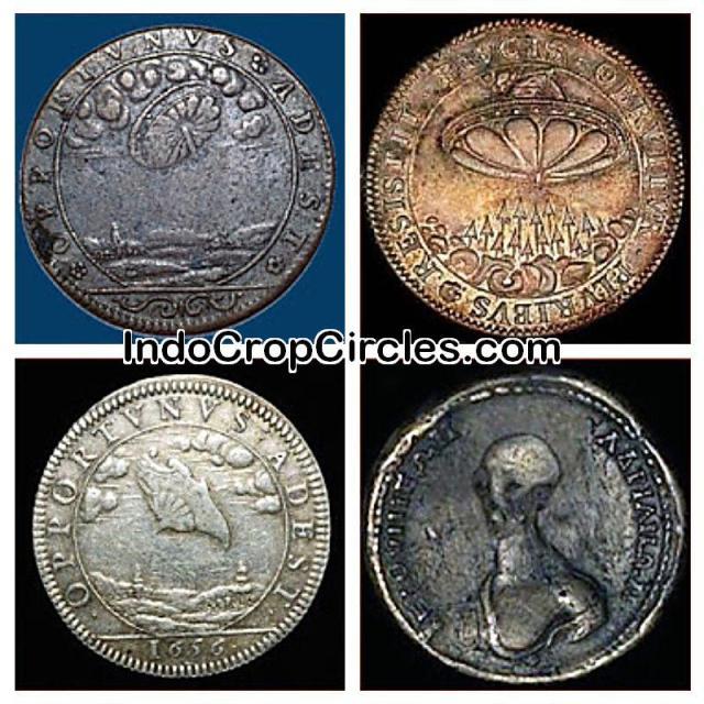 UFo koin kuno perancis 05
