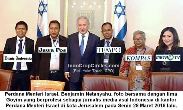 Wartawan-Indonesia Kunjungi-Israel