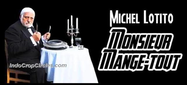 10 manusia super Michel Litito