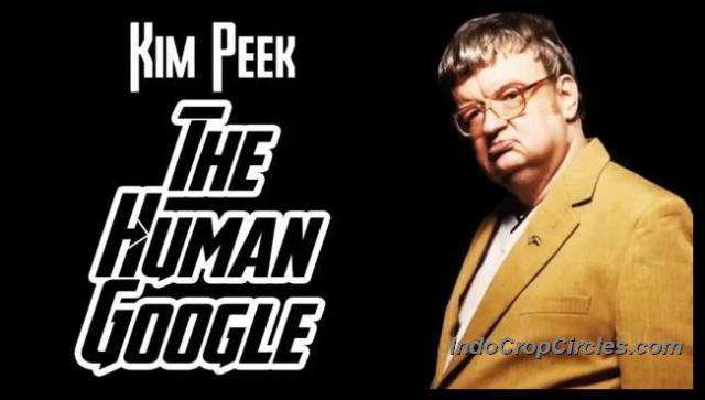 3 manusia super Kim Peek