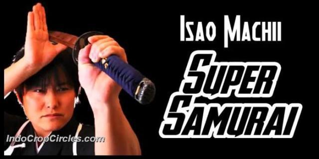 5 manusia super Isao Machii