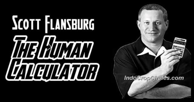 8 manusia super Scott Flansburg