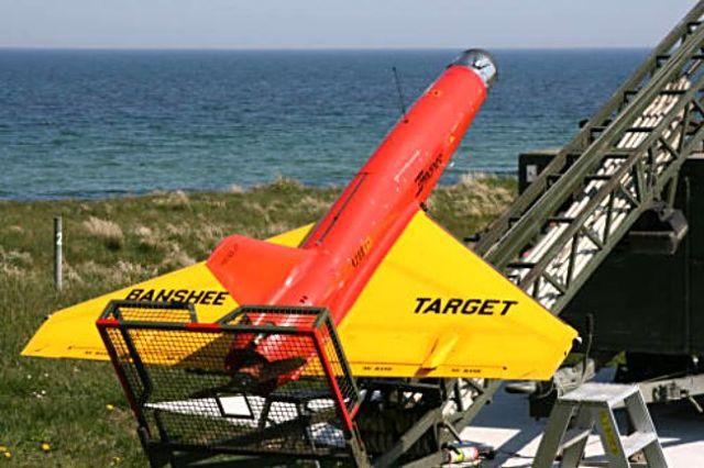 Banshee-Target-Drone