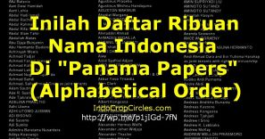daftar panama papers Indonesia banner