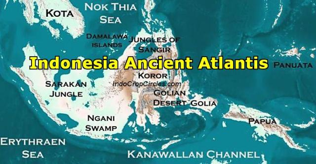 indonesia ancient atlantis
