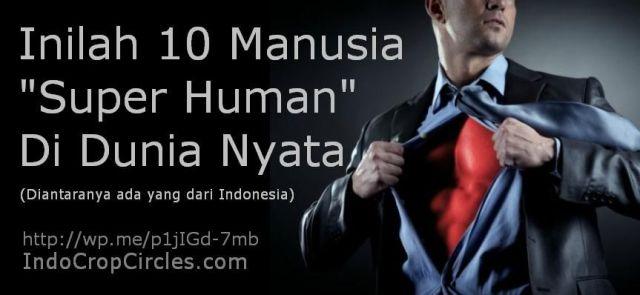 Manusia Super Human banner