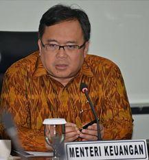 Bambang Brojonegoro,Menteri Keuangan era Jokowi.