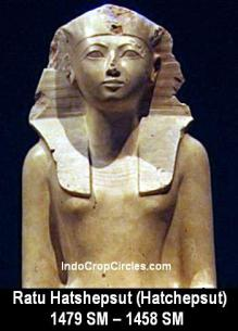 Ratu Firaun Hatshepsut