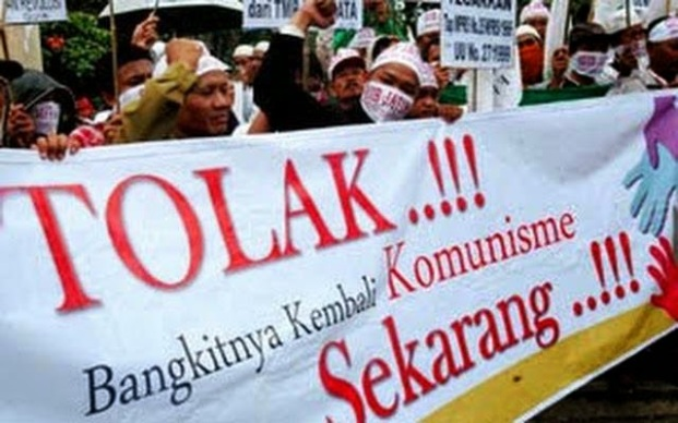 bahaya laten komunis di indonesia