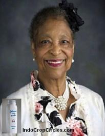 Jacqueline Fox, meninggal dunia oleh kanker ovarium akibat dari bedak produk Johnson & Johnson