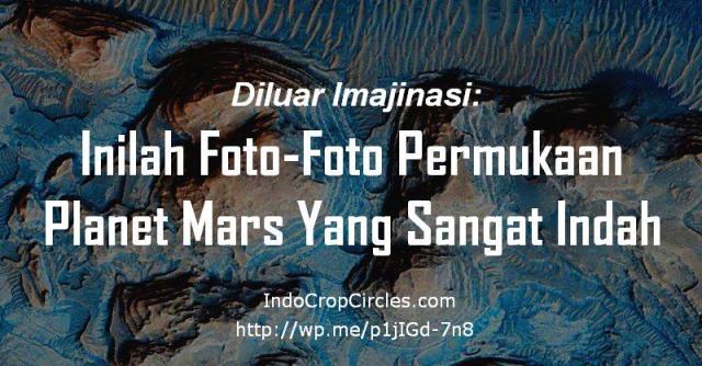 Foto-Foto Permukaan Planet Mars Yang Sangat indah HEADER
